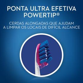 Escova Dental Oral-B 3D - White Luxe Pro-Flex   leve 2 pague 1