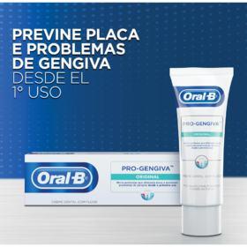 Pasta de Dente Oral-B Pro-Gengiva - Original | 90g