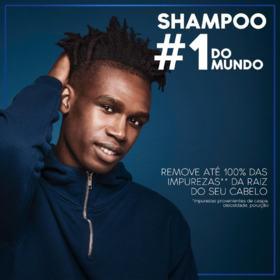 Shampoo de Cuidados com a Raiz Head & Shoulders Men - 3 Em 1 | 200ml