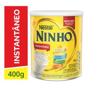 Leite Em Pó Integral NINHO - Fort+ | 400g