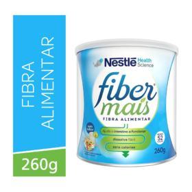 Fiber Mais Pó Fibra - Sem sabor | 260g