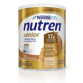 Suplemento Alimentar Nutren Senior - Café Com Leite   370g