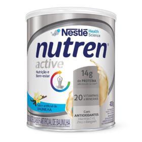 Suplemento Alimentar Nutren Senior - Baunilha   400g