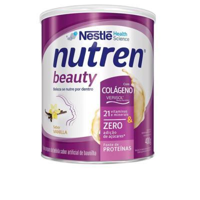 Suplemento Alimentar Nutren - Beauty Vanilla | 400g