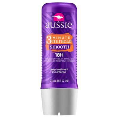 Tratamento Aussie Smooth - 3 Minute Miracle   236ml
