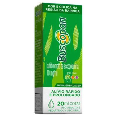 Buscopan Gotas - 10mg/ml | 20ml