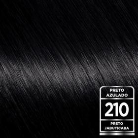 Tintura Nutrisse Creme - 210 Preto Azulado | 1 unidade