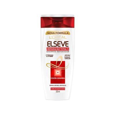 Shampoo Elseve - Reparação Total 5 | 200ml