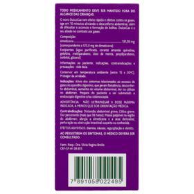 Dulcogas - 125mg | 10 cápsulas gelatinosas moles