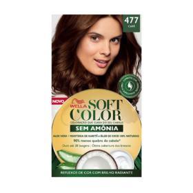Tintura Soft Color - Café 477 | 125g