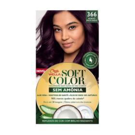 Tintura Soft Color - Bordô Profundo 366