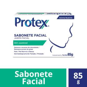 Sabonete Facial Protex - Oil Control | 85g