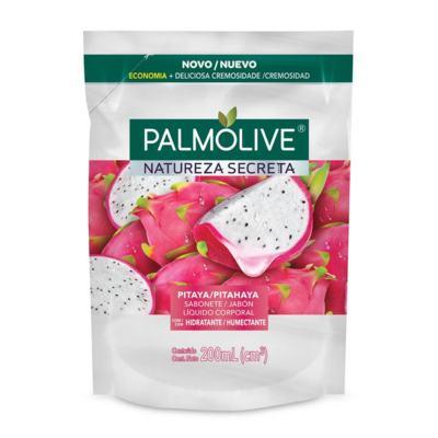 Sabonete Liquido Palmolive - Natureza Secreta Pitaya   200ml