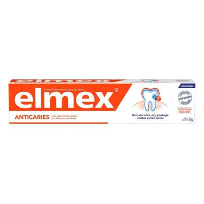 Creme Dental Elmex - Anticáries | 90g