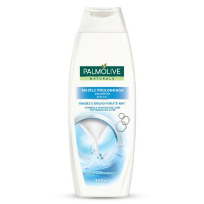 Shampoo Palmolive Natural - Maciez Prolongada | 350ml