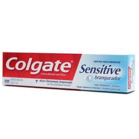 Creme Dental Colgate - Sensitive Branqueador | 100g