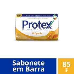 Sabonete antibacteriano em Barra Protex - Própolis | 85g