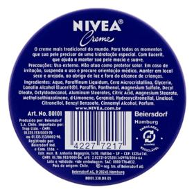 Creme Hidratante Nivea - Lata | 29g