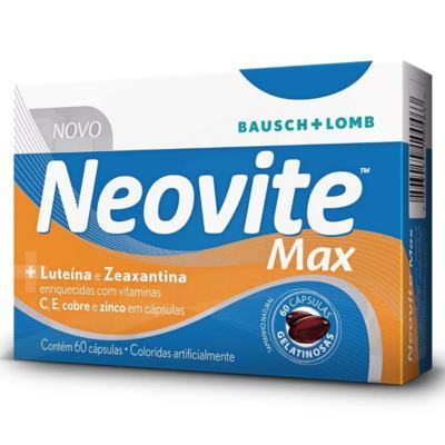 Neovite Max - 60 cápsulas