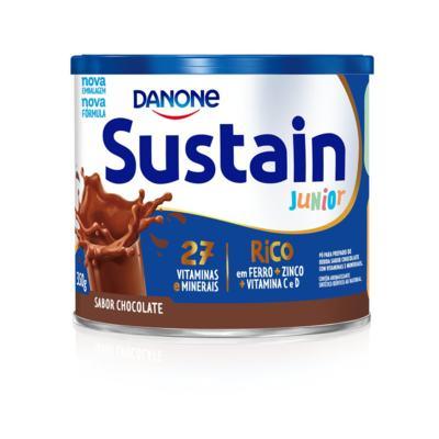 Complemento Infantil Sustain Junior - Chocolate   350g