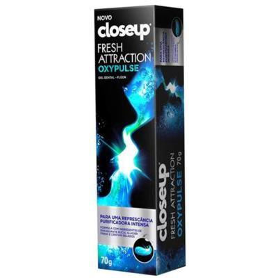 Gel Dental Close-Up Fresh Attraction - Oxypulse   70g