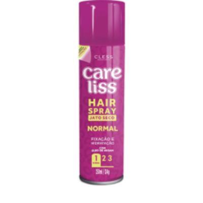 Hair Spray Care Liss Fixação Normal - Com Óleo de Argan | 250ml