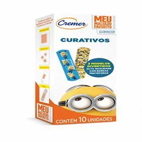 Curativo Cremer - Minions | 10 unidades