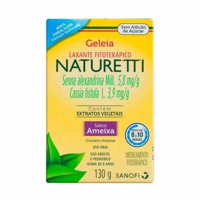 Naturetti Geleia - Ameixa | 130g