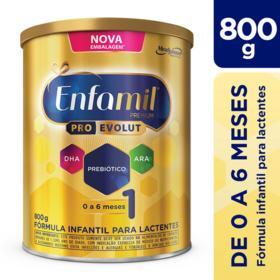 Fórmula Infantil Enfamil - Premium 1   800g