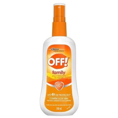 Repelente Off Family - Spray | 100ml