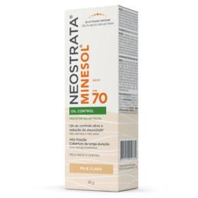 Protetor Solar Facial NeoStrata Minesol Oil Control - FPS70, Pele Clara   40g
