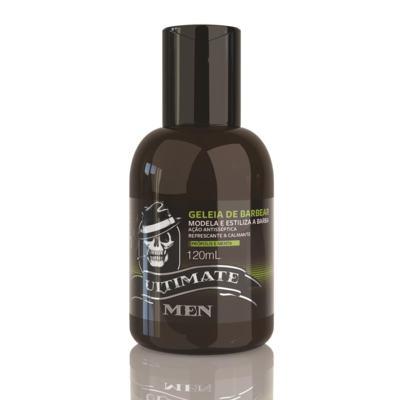 Geleia de Barbear Sveda Ultimate Men - 120ml