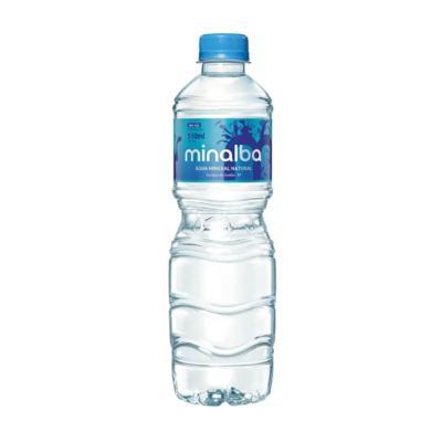 Água Mineral Minalba - Sem Gás | 510ml