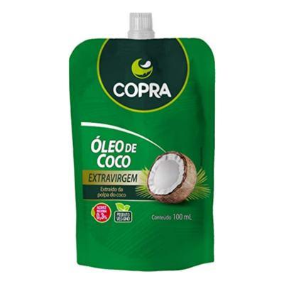 Óleo de Coco Copra - extravirgem | sachê com 100mL