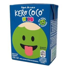 Água de Coco Kero Coco Kids - 200ml