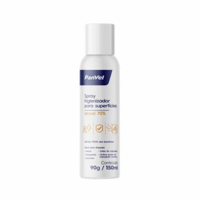 Spray Higienizador Para Superfícies Panvel - 90g