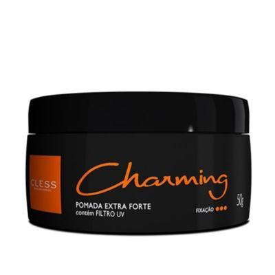 Pomada Modeladora Capilar Charming - Extra Forte | 50g
