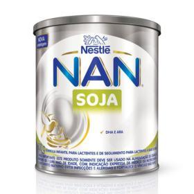 Fórmula Infantil NAN - Soja   800g