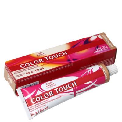 Wella Professionals Color Touch - 6/0 Louro Escuro | 60g
