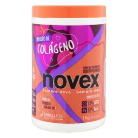 Novex Creme De Tratamento Capilar - Infusão De Colágeno | 1kg