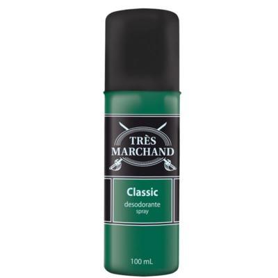 Desodorante Spray Três Marchand - Clássico | 100ml