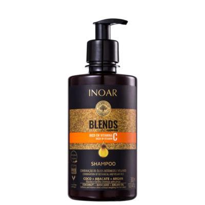 Shampoo Inoar Coleção Blends - 300mL