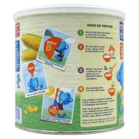 Cereal Infantil Mucilon Nestlé - Sabor Milho | 400g