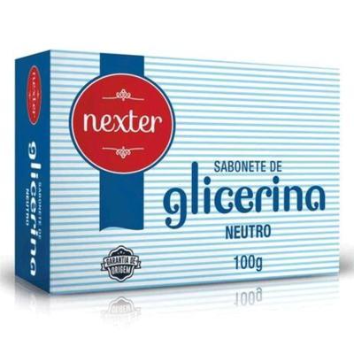 Nexter Sabonete Glicerina - Neutro | 100g