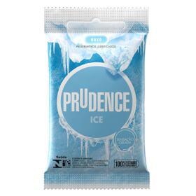 Preservativo Prudence - Ice | 3 unidades