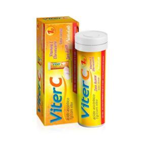Viter C - 1g   10 comprimidos efervescentes