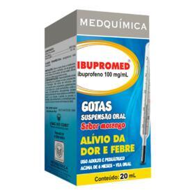 Ibupromed Gotas - 100mg | 20ml