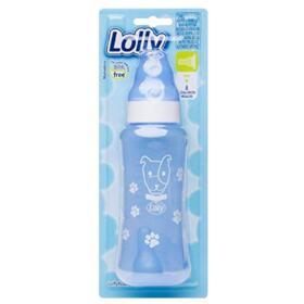 Mamadeira Lolly Color - azul | 240mL