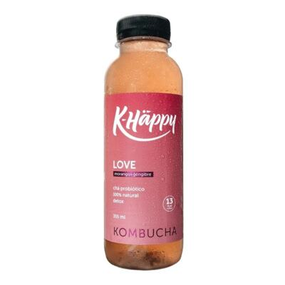 Kombucha K-Happy - Love   355ml