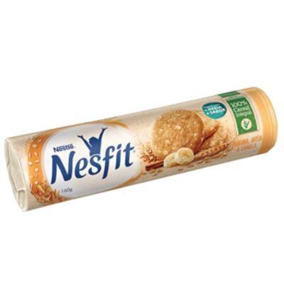 Biscoito Nesfit - Banana, Aveia e Canela   160g